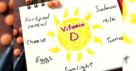 High Vitamin D levels may reduce breast cancer risk