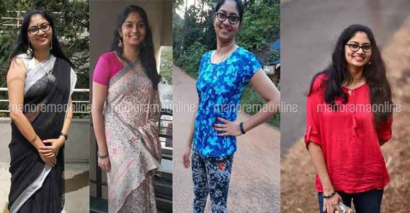 This woman's weight loss from 70 kgs to 63 kgs is motivation!