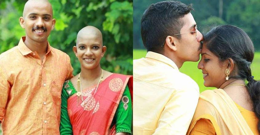 When this couple defeated cancer with their true love