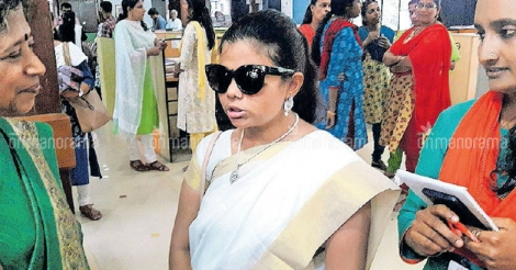 Visually impaired IAS officer takes charge - a first in Kerala