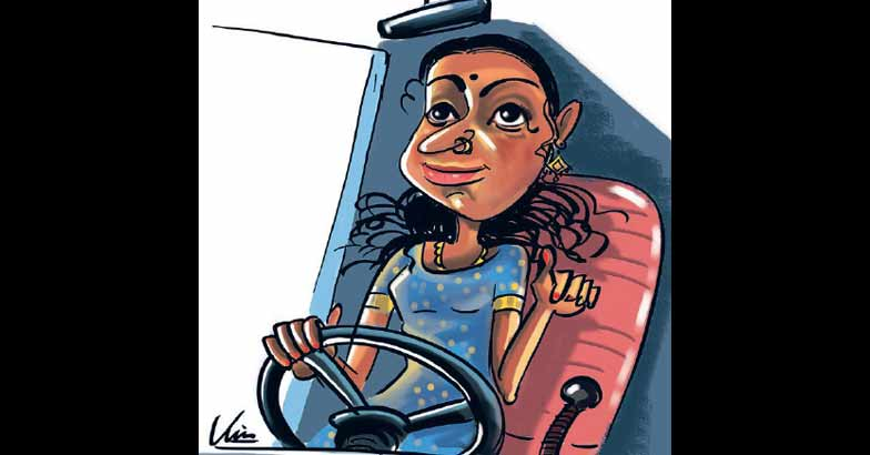 In a first, women to drive Kerala govt vehicles