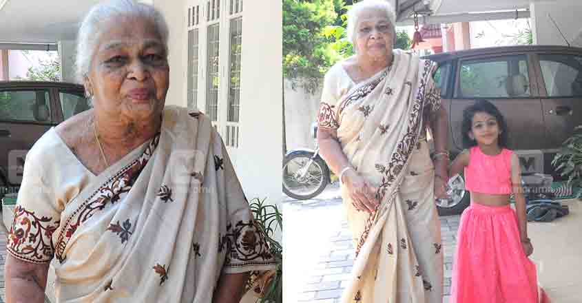 This 90-year-old Kerala granny to walk the ramp with her great granddaughter