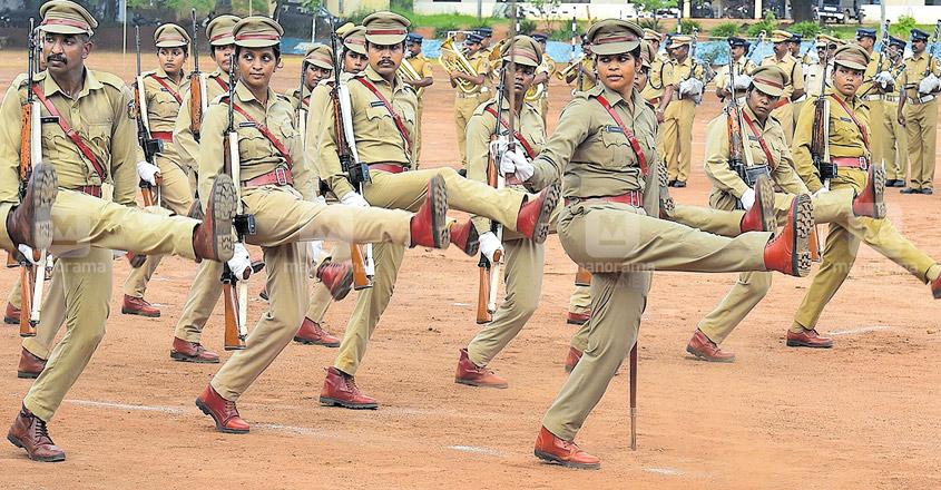 kerala police women cops
