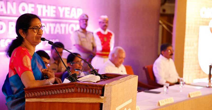 Latha Nair's mission is the story of unbreakable spirit