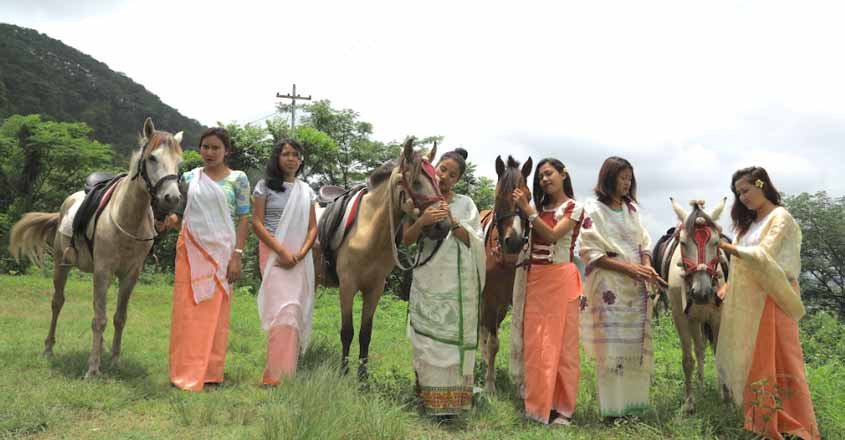 Women of Manipur, the birthplace of modern polo, are challenging the stereotypes that polo is a game for men.