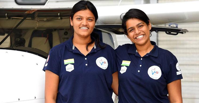 Mumbai woman pilot crosses Atlantic solo in sport aircraft - a first