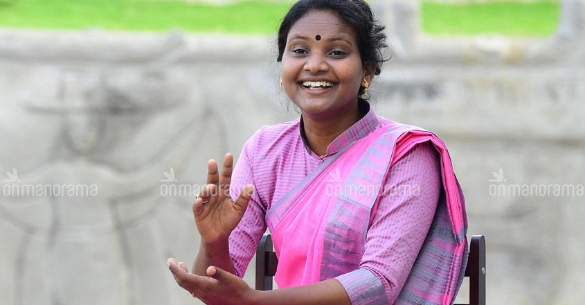 Ramya's journey from block panchayat president to Kerala's only Dalit woman MP