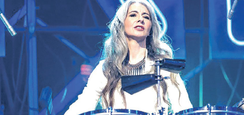 Evelyn Glennie on listening to music through her body