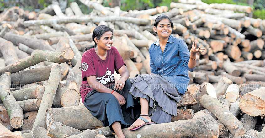 Armed with hammer, these Kerala sisters are chasing down their dreams