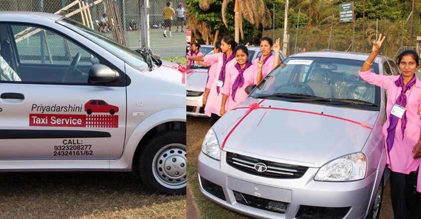 Putting women in driver's seat of their life
