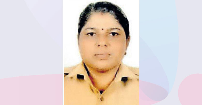 Kochi woman CPO's timely help saves man's life