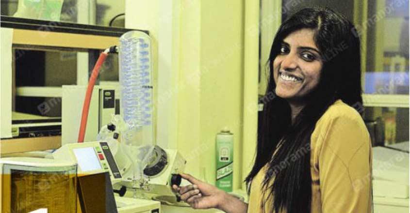 Meet Dr Aishwarya, winner of the Rs 1.75cr Marie Curie Fellowship