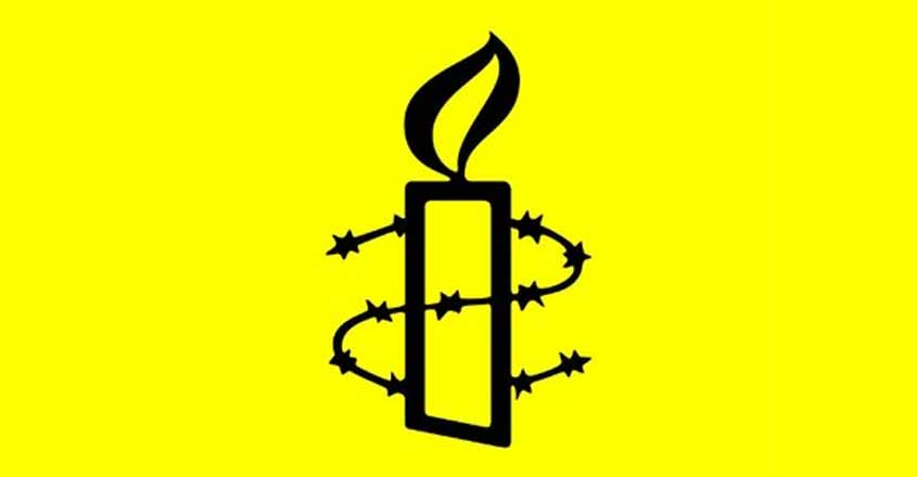 Amnesty International. (Photo: Twitter/@amnestyusa)