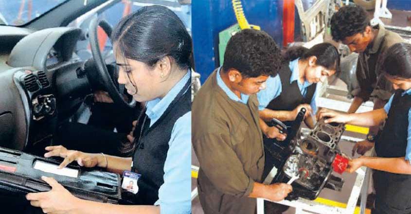 Tata Motors offer automotive technical courses for women