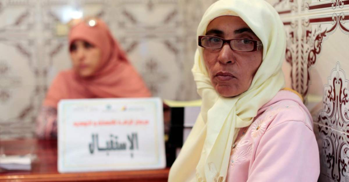 Many women in Morocco face abuse at home, some are now speaking out