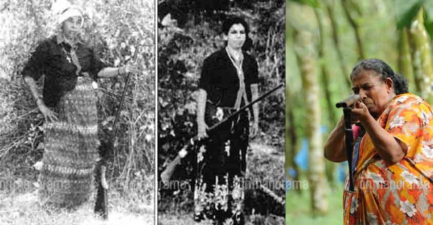Kerala loses its first woman hunter Kuttiyamma to old age