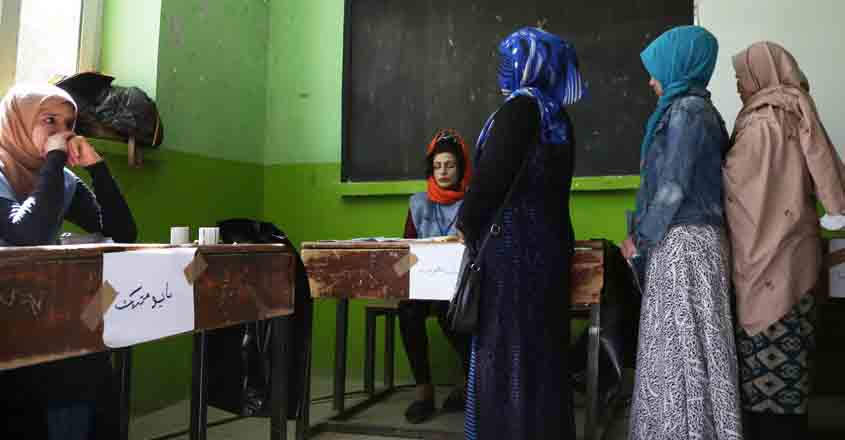 kabul-women