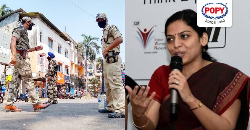Kerala woman bureaucrat's stamp on Goa's successful fight against coronavirus