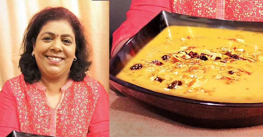 Lakshmi's 'God's Own Payasam' is already a hit in Bengaluru