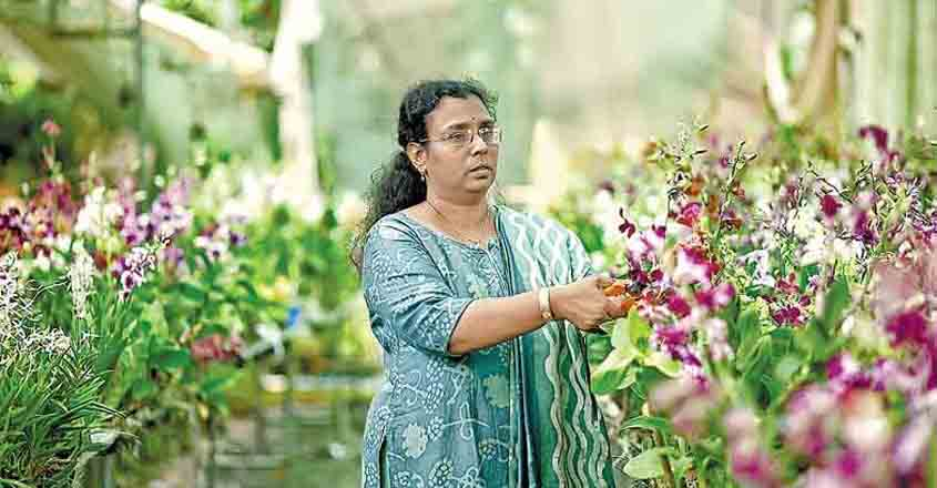 This 'Flory'culturist turned her passion into a business