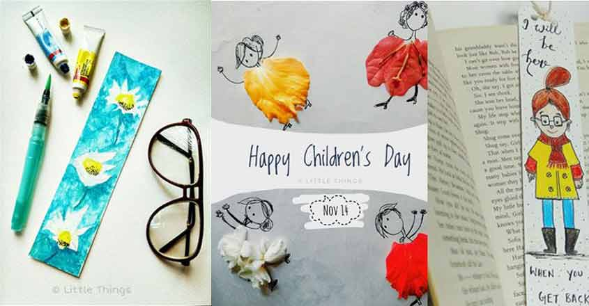Goddess of 'Little Things', Athira's handmade bookmarks are a hit