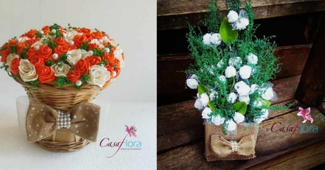 Nasreen's sprightly dry flower bouquets can last a lifetime