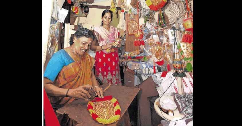 Small crafts are big business for these women