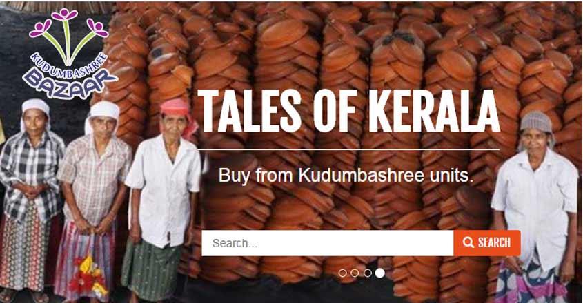 Kudumbashree expands horizon, teams up with Amazon